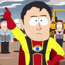 Captain Hindsights billede